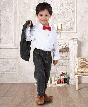 2 Pcs//Set Blue Vest Suit for  Dolls White Pants Fashion Trendy Doll Set*~*