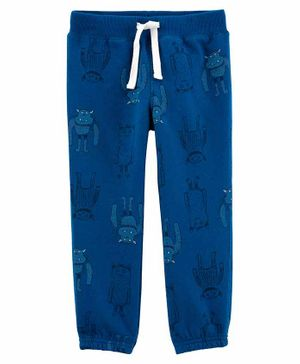 Carter's F20 BOYS PANT Blue 4T