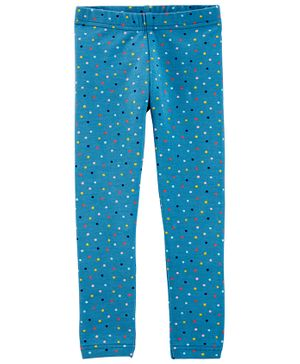 Carter's Trucker Heather T-Shirt - Blue