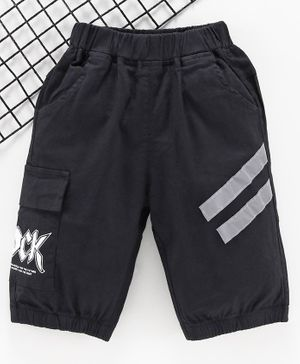 Lekeer Kids Shorts - Black