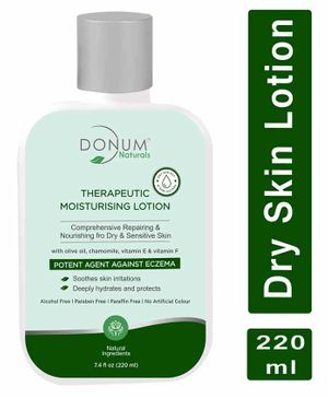 Donum Paraben Free Moisturizing Ultra Hydrating Body Lotion With Essential Oils - 220 ml