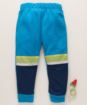 LC Waikiki Color Blocked Track Pants - Blue