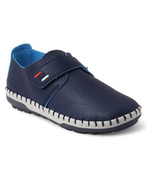 Kittens Shoes Solid Shoes - Dark Blue