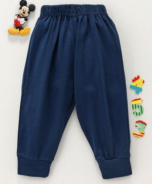 Fido Full Length Lounge Pant - Navy