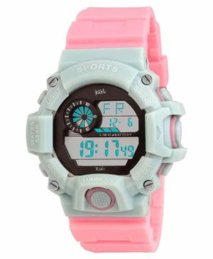 Kool Kidz Digital Watch - Light Pink