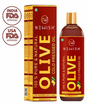 Newish Cold Pressed Olive Oil  - 200 ml