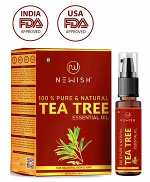 Newish Tea Tree Essential Oil - 30 ml