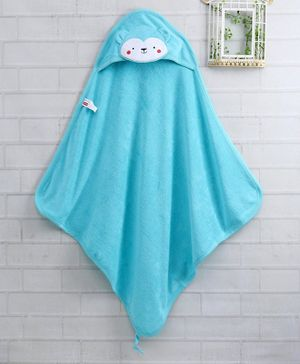 Babyhug Hooded Towel - Blue