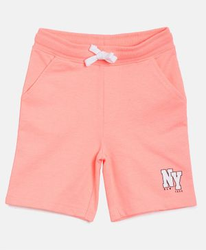 3PIN NY Printed Shorts -  Pink