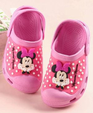 Disney Minnie Mouse Clogs - Pink