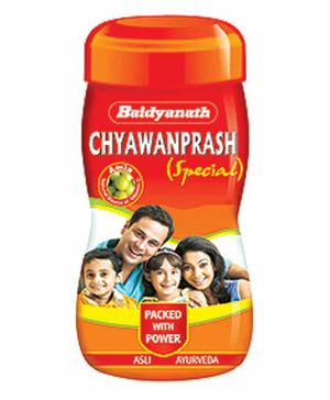 Baidyanath Chyawanprash Special All Round Immunity and Protection - 2 Kg with 10% Extra Free