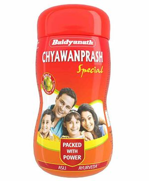 Baidyanath Chyawanprash Special All Round Immunity and Protection - 500 gm