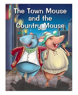 Pegasus Story Book The Town Mouse And The Country Mouse - English