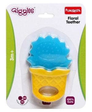 Funskool Giggles Floral Teether