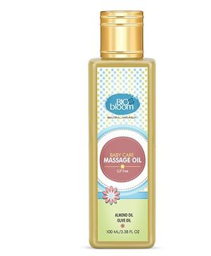 BioBloom Baby Baby Massage Oil - 100ml