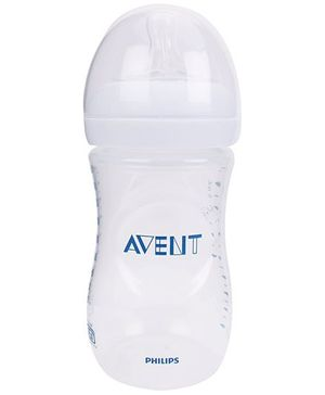 Avent Natural Polypropylene Baby Bottle - 260 ml