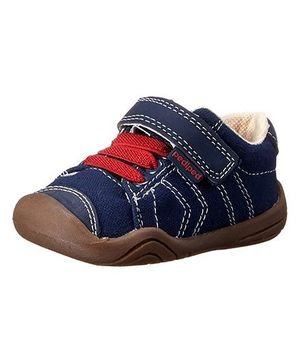 Pediped Jake Shoes - Navy And Red