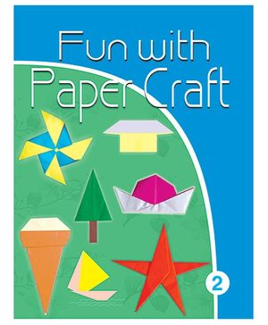 Fun With Paper Craft Book 2 - English