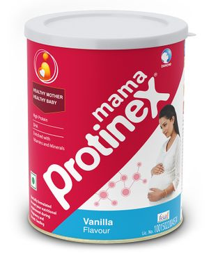 Protinex Mama Vanilla Flavour Tin Package - 250 gm