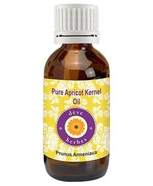 Deve Herbes Pure Apricot Kernel Oil - 30 ml