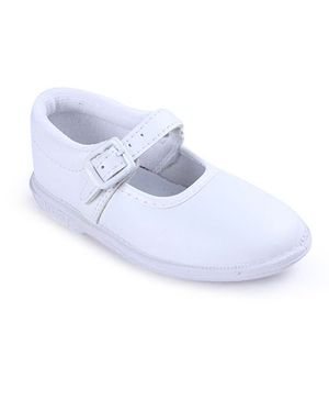 Prefect By Liberty School Shoes - White