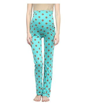 Mamacouture Maternity Pajama – Green