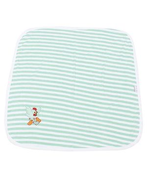 Tinycare Striped Print Towel (Color May Vary)