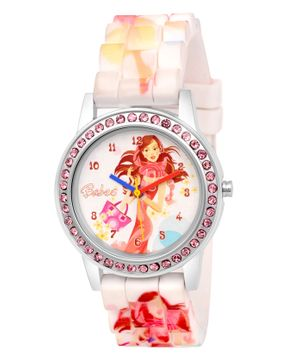 Kool Kidz Analogue Wrist Watch - Red White