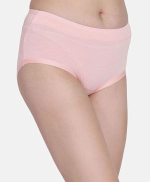 Fashiol Cotton Period Panties Leak-Proof Protective - Pink