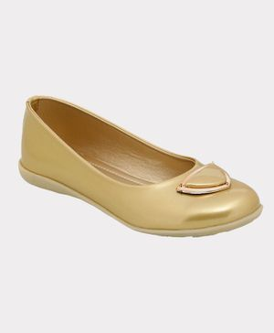 Chipbeys Solid Colour Anti Skid Bellies - Gold