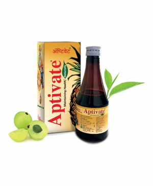 Aptivate Pineapple Syrup - 175 ml