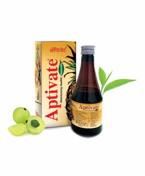 Aptivate Pineapple Syrup - 450 ml
