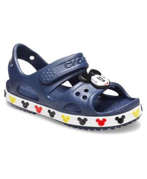 Crocs FunLab Crocband 2 Disney Mickey Mouse Sandal - Blue