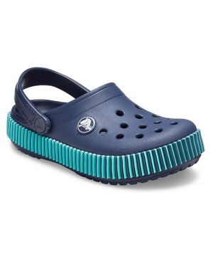 Crocs Crocband Color Spectrum Clogs - Blue