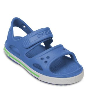 Crocs Crocband Solid Sandals - Blue