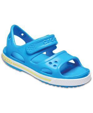 Crocs Crocband Solid Sandals - Sky Blue