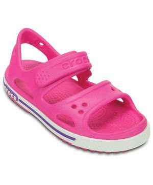 Crocs Crocband Solid Sandals - Pink