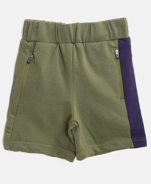 Alcis Solid Colour Shorts - Green