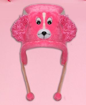 Coco Candy Dog Cap - Pink