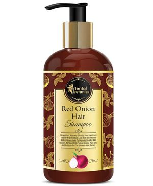 Oriental Botanics Red Onion Hair Shampoo - 300 ml