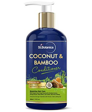 St.Botanica Coconut & Bamboo Hair Conditioner - 300ml