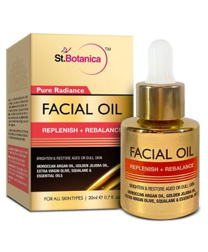 St.Botanica Pure Radiance Facial Oil Replenish & Rebalance - 20 ml