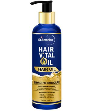 St.Botanica Hair Vital Bioactive Oil - 200 ml