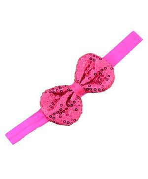 Bellazaara Trendy Headband For Little Girls - Purple