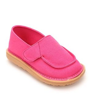 Mooshu Trainers Attractive & Stylish Pair Of Shoes - Hot Pink