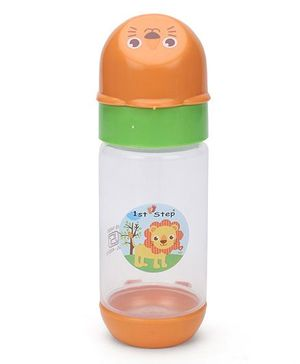 1st Step Feeding Bottle Orange - 125 ml
