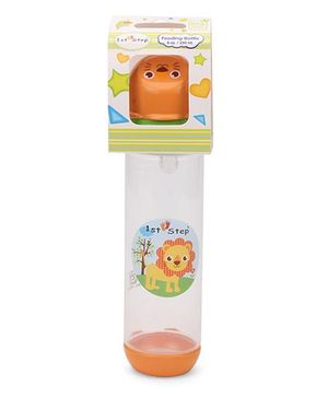 1st Step Feeding Bottle Orange -  250 ml