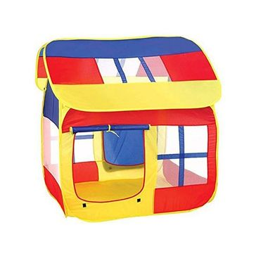 Webby Kids Style Play Tent House - Multicolor