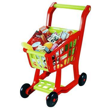 Toyshine Shopping Cart Toy - Red
