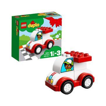 Lego My First Race Car Building Blocks - Multicolour